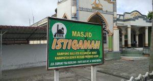 Jama'ah Masjid Bale Atu Bener Meriah Harapkan Bantuan Jokowi