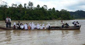 Sulitnya Anak-Anak Pante Kera Aceh Timur Dapatkan Pendidikan