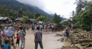 Bantu Korban Banjir Bandang, 11 Anggota Tagana Aceh Tengah 'BKO' ke Agara