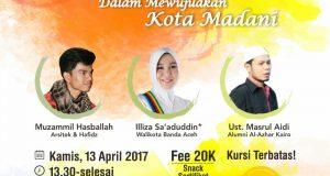 KAMMI Banda Aceh gelar Talk Show Generasi Qur'ani