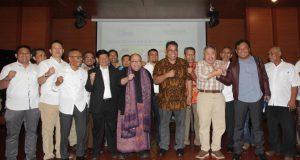 Pendiri MURI Bacakan Naskah Deklarasi Serikat Media Siber Indonesia