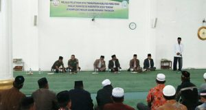 MPU Aceh Tengah Selenggarakan Pelatihan Imam Rawatib