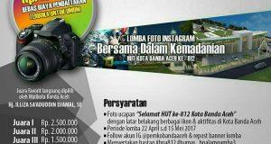 Peringati HUT Humas Banda Aceh Gelar Lomba Foto Instagram