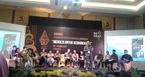 SatuPena Solo Luncurkan Buku Jejak Jokowi di Gayo