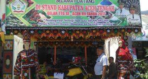 Ini Produk Unggulan Aceh Tengah dan Bener Meriah pada TTG di Aceh Selatan