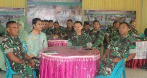 Dandim 0106/AT-BM Serahkan DPT Pajak ke KP2KP Aceh Tengah