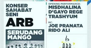 Peduli Korban Kebakaran Lot Kala, ARB Coffee Shop Gelar Konser Untuk Sahabat