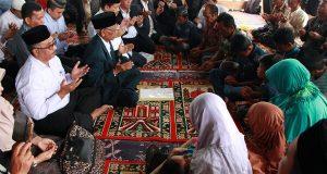 11 Warga Dusun Kala Wih Ilang Masuk Islam