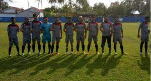 Tim Sepakbola AT-BM Lolos 8 Besar Liga Purna Praja Aceh