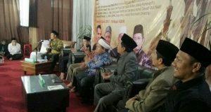Ketua IKAT Bicara Moderasi Islam di Bandung