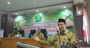 Lomba Baca Kitab Kuning dan KTI Bagi Penghulu di Aceh Digelar