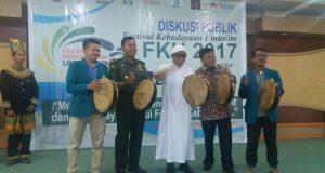 Anggota DPD ini Ajak Civitas Umuslim Bangun Aceh Secara Spesifik