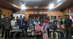 Javlec Gelar Pelatihan Kelembagaan dan Pemetaan di Blangkejeren