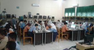 247 Pendaftar Ikuti Tes Masuk Kelas Exclusive SMAN 1 Kutacane
