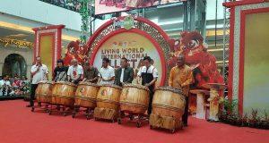 Wakili Walkot Tangsel, Tokoh Gayo ini Buka Pertandingan Barongsai Internasional