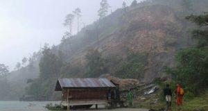 Hujan Guyur Lut Tawar, Waspada Longsor Susulan Utung-Utung Mendale