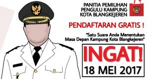 Panitia Pemilihan Kampung Kota Blangkejeren Bentuk P2P