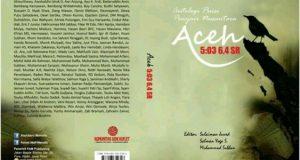Buku Antologi Puisi ACEH 5: 03 6,4 SR Akan Dilaunching di Padangpanjang