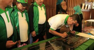 Menteri Agama Resmikan 3 Gedung KUA di Aceh