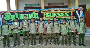 Dayah Insan Qur'ani Borong 9 Juara di Kompetisi Sains Madrasah Aceh Besar