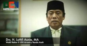 Warek II UIN Ar-Raniry, Putra Gayo Sumbangkan Puisi di Malam Hiburan Pionir VIII