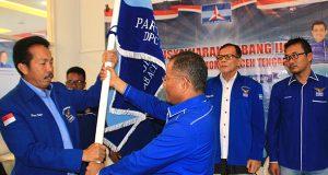 Aman Nir Kembali Pimpin DPC Demokrat Aceh Tengah