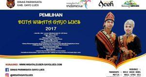 Download Formulir Pendaftaran Duta Wisata Gayo Lues Tahun 2017 di Sini