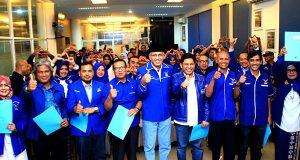Ikbal Farabi Resmi Jabat Sekretaris Demokrat Aceh