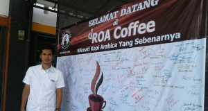 d'Roa Coffee, Pilihan Ngopi Specialty di Banda Aceh
