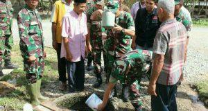 """Ada Sumur """"Ajaib"""" di Aceh Barat, Danrem Penasaran"""