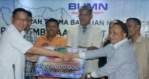 Harumkan Aceh, Mantan Atlet Berprestasi Terima Bantuan Wirausaha