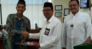 Fasilitasi Pramubakti, Kakanwil Kemenag Aceh-BSM Teken MoU