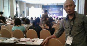 Penanggung Jawab LintasGAYO.co Wakil Aceh di Kongres SatuPena