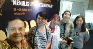 Buku Jokowi di Gayo Diluncurkan, Penulis Eka Budianto Terharu