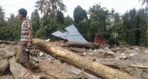 [Update] Tim Gabungan Temukan 2 Warga Agara Korban Banjir Bandang