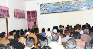 Reje Kampung di Bener Meriah Diintruksikan Segera Selesaikan Laporan Dana Desa