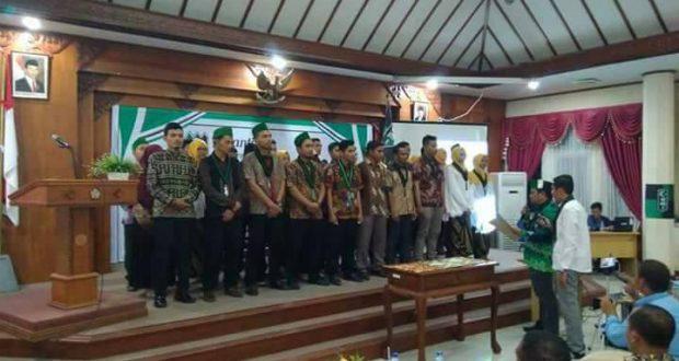 Pengurus HMI Cabang Lhokseumawe Dibawah Pimpinan Safwadi Dilantik