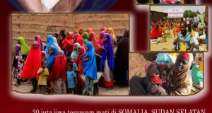 SALIMAH Prakarsai Aksi Kemanusiaan untuk Afrika di Aceh Tengah