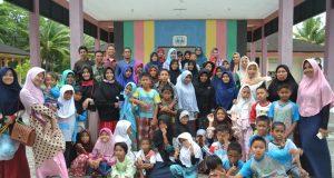 LDK Al Ihsan Adakan Dongling di Yayasan SOS Children's Villages Aceh Besar