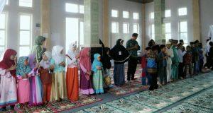 Remaja Masjid Al Falah Blang Kolak Dua Gelar Pesantren Kilat