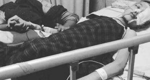 Angga Bocah Gayo Lues Penderita Kanker Hembuskan Nafas Terakhir