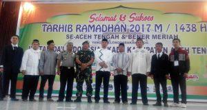 725 Peserta Ikuti Kegiatan Tarhib Ramadhan Ikadi Aceh Tengah