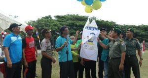 Rektor Buka Unsyiah Games II