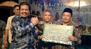 Stand Aceh Tengah Terbaik se-Provinsi Aceh, Juara 2 Agribisnis Hortikultura di Penas XV