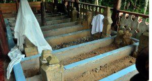 Nisan Kerajaan Islam Linge Tidak Tampil di Pameran Batu Nisan Aceh