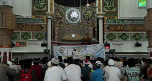Kepala Dinas Syari'at Islam Banda Aceh Buka Acara Hafalan Qur'an di Masjid Oman