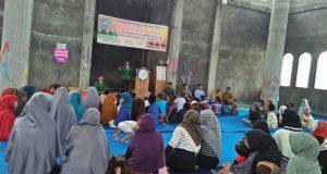 Tarhib Ramadhan Mahasiswa KPM STAIN Gajah Putih di Blang Kekumur Selesai