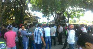 Honor Tak Kunjung Cair, Ratusan Anggota PPS Demo KIP Agara