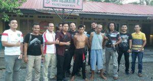Lari ke Nara, 2 Pelaku Penikaman Mantan Bupati Aceh Tenggara Ditangkap