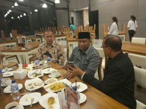 Ketua Komisi VIII DPR-RI dan Kanwil Kemenag Aceh